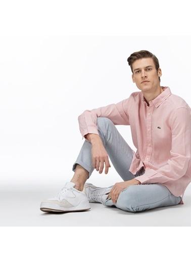 Lacoste Erkek Slim Fit Pantolon HH0013.13G Gri
